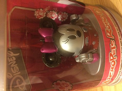 MicroPets Micro Pets Robo-D Tomy Minnie Mouse Disney Disneyland (Limited Edition - Exclusive)