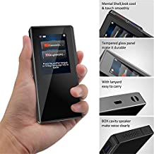 Smart Voice Translator Device - 2.4 Inch WIF/Hotspot Screen Touch and Button Press Portable Language Voice Translator with 52 Languages