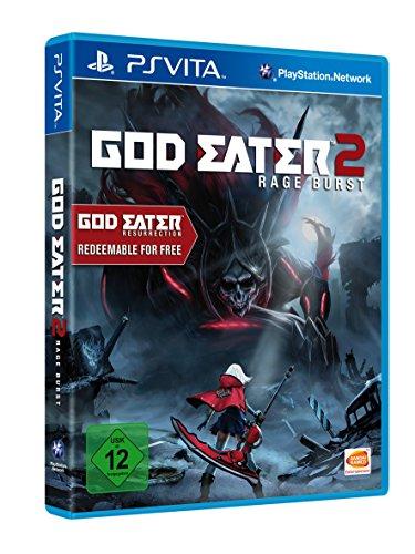 God Eater 2 - Rage Burst (inkl. God Eater Resurrection) [PlayStation Vita]