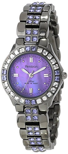 Armitron watch Quartz 75 / 3689VMDG