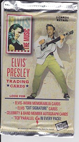 Elvis Trading Cards - 2