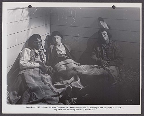 Percy Kilbride Oliver Blake Roy Hollingsworth Ma & Pa Kettle Just 8x10 1952 #23
