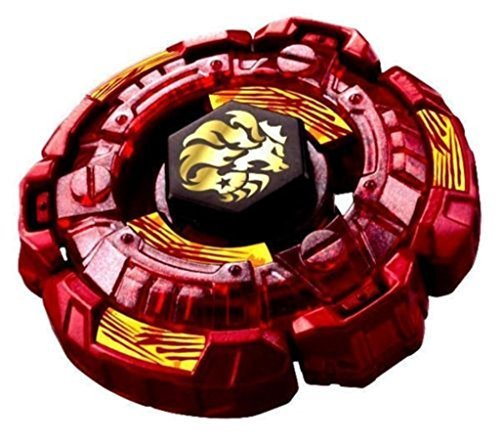 Beat Up Face Costume (Fang Leone W105R2F Limited Edition WBBA BURNING CLAW VERSION RED Beyblade+Free fabric bag Beyblade put* …)