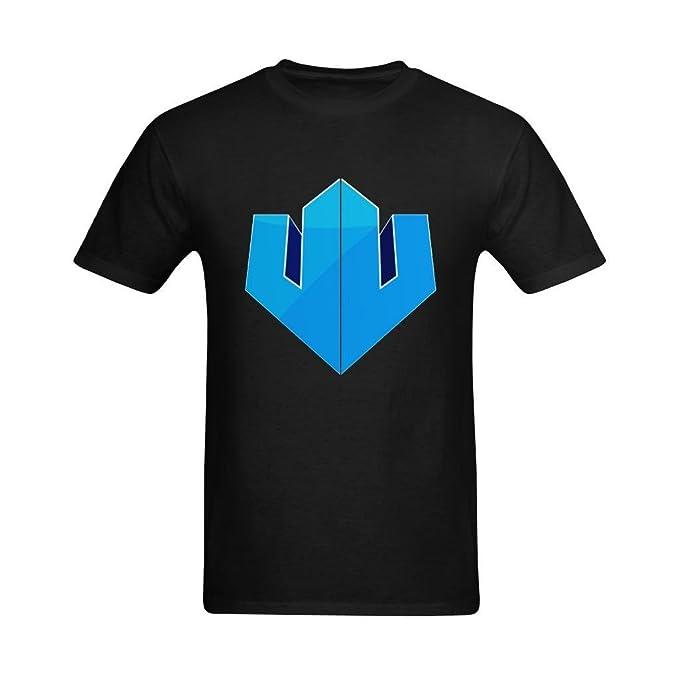 seedit Hombres del Canal de YouTube Willyrex Logo camiseta: Amazon.es: Ropa y accesorios