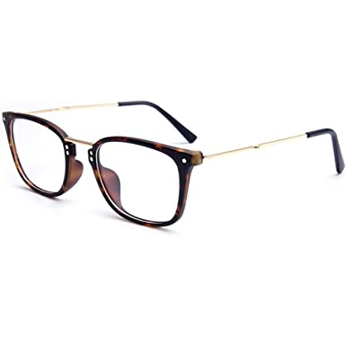 413a68316e88 Image Unavailable. Image not available for. Colour  GRAFIT Women s Men s  Optical Frame Classic Fashion Glasses Frame Clear Lens Glasses Unisex New  Style