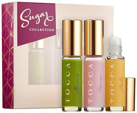 TOCCA Sugar 3 pc. Mini Rollerball Collection - Florence, Simone and Stella