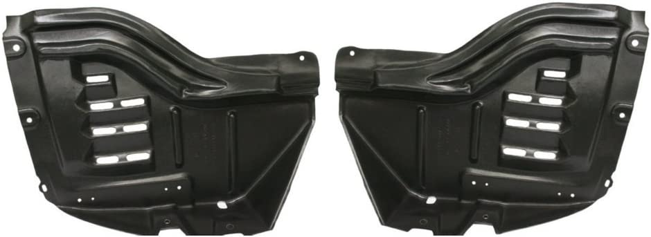 Fender Liner For 2007-2013 Toyota Tundra Front Left w//Plastic Bumper type
