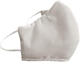 product image for High Quality Washable & Reusable 3-Layer Face Masks with Ear Loops, White, Maximum Comfort, Lightweight, and Breathable, Made in North America (10 pk)