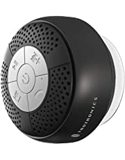 TaoTronics Altoparlante Bluetooth Impermeabile da Doccia Casse Portatili IPX 4 Vivavoce Forti Ventose A2DP / AVRCP Microfono Integrato per iPhone e Android Smartphone /Tablet/PC