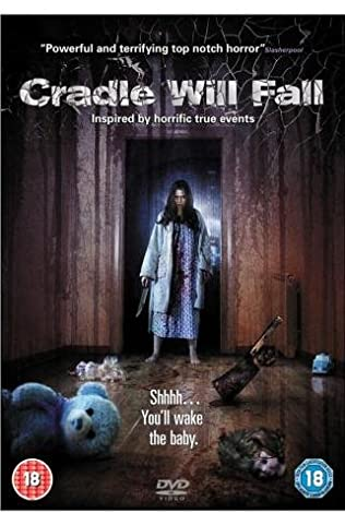 book cover of The Cradle Will Fall