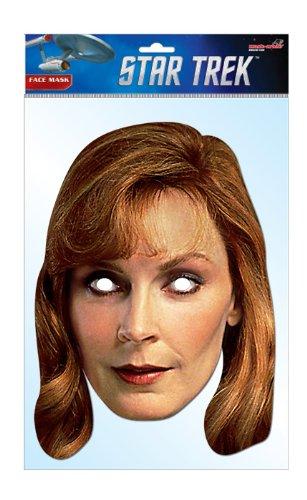 Beverly Crusher Costume (Star Trek Beverly Crusher Official Mask)