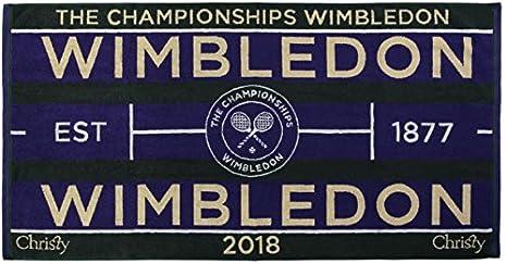 Wimbledon de tenis de corte toallas 2018 Lady & hombre Set de dos nueva. 2018.: Amazon.es: Deportes y aire libre