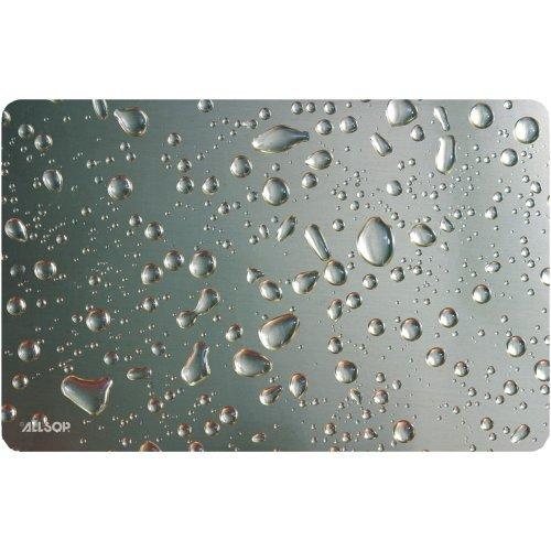 (Allsop(TM) 29648 Widescreen Metallic Raindrop Mouse Pad)