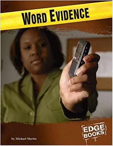 Word Evidence (Forensic Crime Solvers)