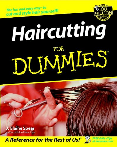 Haircutting For Dummies ebook