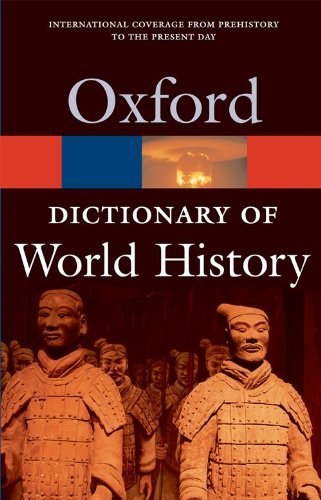 By Edmund Wright - Dictionary of World History: 2nd (second) Edition pdf