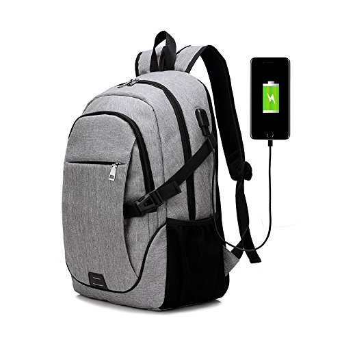 Rrtizan 15.6 inch laptop backpack with