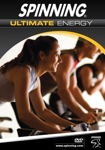 Mad Dogg Athletics Spinning Ultimate Energy DVD from Spinning