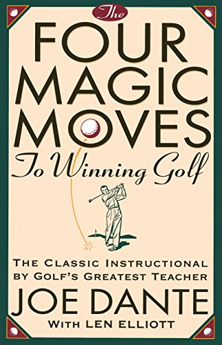 Amazon the four magic moves to winning golf the classic the four magic moves to winning golf the classic instructional by golfs greatest teacher by fandeluxe Image collections