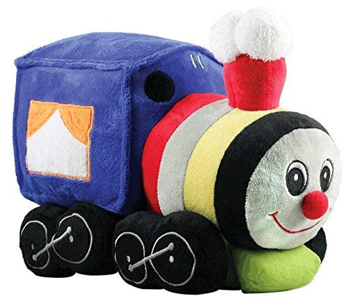 Cuddle Zoo - Butch The Blue Steam Locomotive