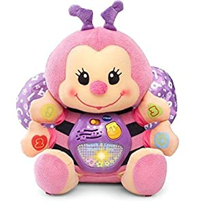 Vtech Touch & Learn Musical Bee Pink by VTech Baby