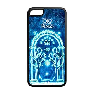 diy phone caseFashion Funny The Lord of the Rings Apple ipod touch 5 Case Cover TPU Game Door Gatewaydiy phone case