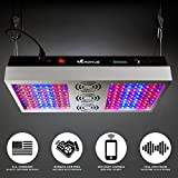 CRONUS CD-X4 WiFi / App Capable 810w Full-Spectrum ETL Certified, High Yield, LED Indoor Horticulture Grow Light for VEG and BLOOM, 1000 Watt HPS Equivalent, for Residential and Commercial Grows