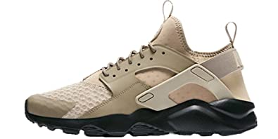 timeless design 2e73d 3baa5 Nike Air Huarache Run Ultra Mushroom Khaki-Black (12 D(M)