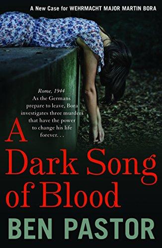 A Unilluminated Song of Blood (Martin Bora)