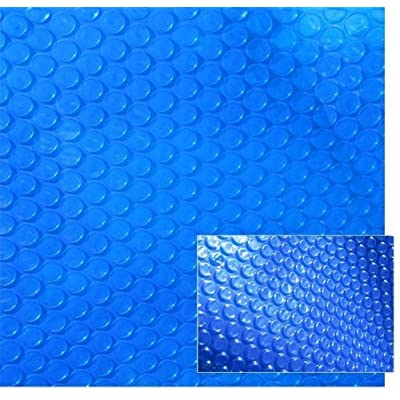 Blue Wave NS098 12-mil Solar Blanket for Hot Tubs, 7-ft x 8-ft, Royal Blue : Spa Accessories : Garden & Outdoor
