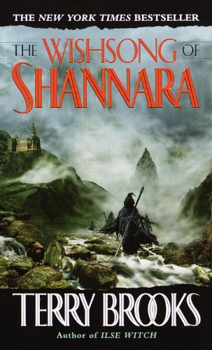 book cover of The Wishsong of Shannara