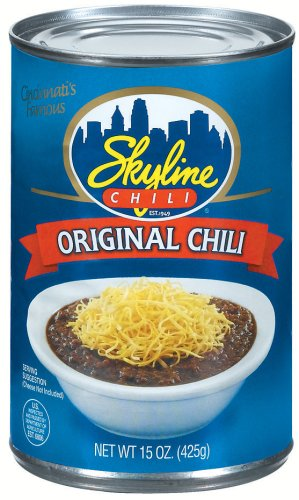 Skyline Chili 8 Cans - 15 oz