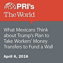 What Mexicans Think about Trump's Plan to Take Workers' Money Transfers to Fund a Wall