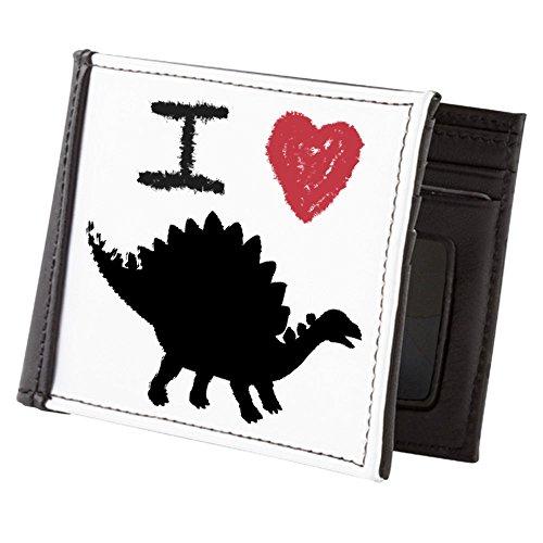 Del Verdaderamente Los De Cartera Billetera Hombres Estegosaurio Dinosaurios Amor Teague IFqn70Hnw