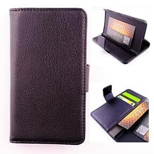 Bloutina 1X NE3C(TM) Nokia Lumia 920 Leather Folio Support Smart Case Cover With Card Holder & Magnetic Flip Horizontals...