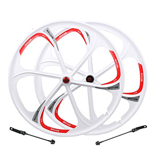 6 Spoke Wheelset - 7