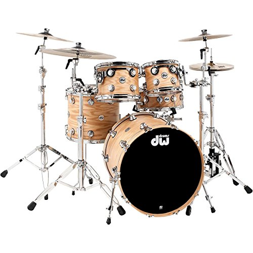 DW-Collectors-Series-Lacquer-Custom-Oak-4-Piece-Shell-Pack-Natural-Hard-Satin