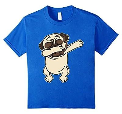 Funny Pug Dab Shirt - Dabbing Pug - Pug Dabbing TShirt