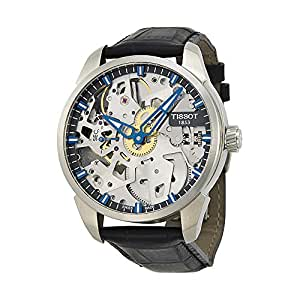 Amazon.com: Tissot Men's T0704051641100 T-Complication