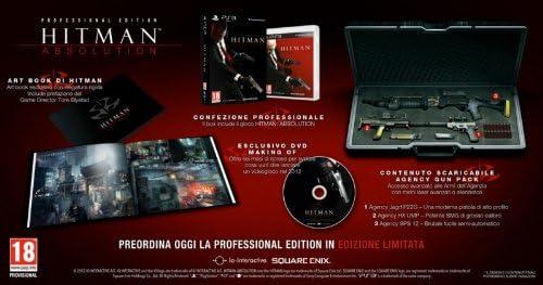 Square Enix Hitman - Juego (PS3, PlayStation 3, Acción, M (Maduro ...