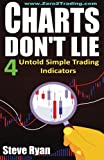 Charts Don't Lie: The 4 Untold Trading Indicators (How to Make Money in Stocks | Trading for A Living) (Simple Technical Analysis) (Volume 1)