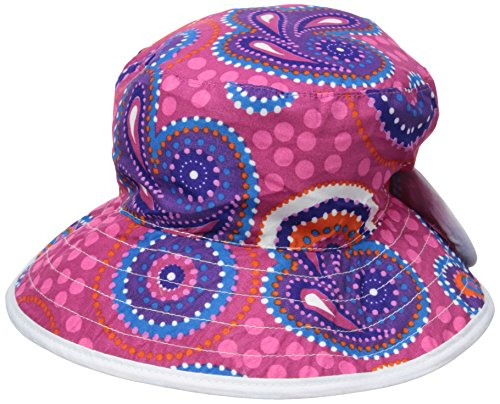 Baby Banz Baby Girls' Banz Reversible Hat, Dandaloo, used for sale  Delivered anywhere in USA