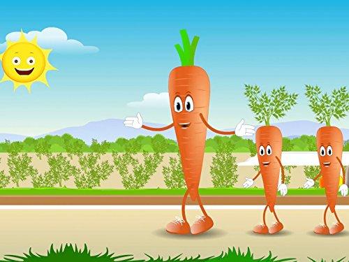 Carrot Rhyme