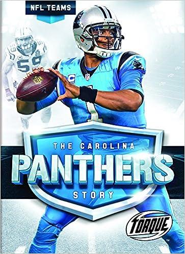 The 9781626173590 torque Story Panthers Carolina Larry Teams Nfl com Amazon Mack Books