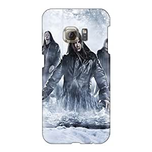 Excellent Hard Phone Cases For Samsung Galaxy S6 With Custom High-definition Eternal Tears Of Sorrow Band EToS Series DannyLCHEUNG