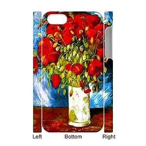 C-Y-F-CASE DIY Van Gogh Painting Pattern Phone Case For Iphone 4/4s