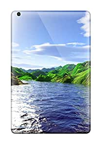 Best Defender Case With Nice Appearance (scenery) For Ipad Mini 3796405I38015530