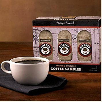 Harry & David Moose Munch Coffee Sampler 10.8 oz