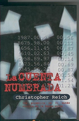 La cuenta numerada: Christopher Reich: Amazon.com: Books