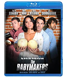 Cover Image for 'Babymakers, The'